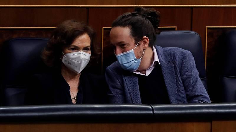 El PSOE vota a favor de la propuesta de Podemos para reformar la ley del aborto