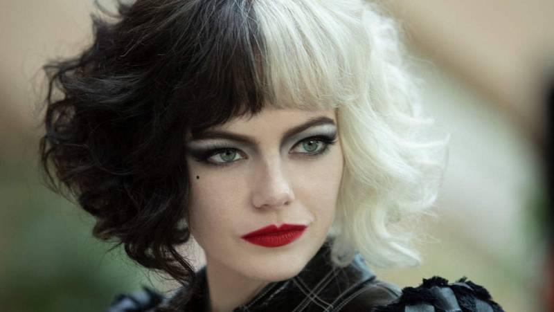Emma Stone es Cruella de Vil en la nueva película protagonizada por la villana de '101 dálmatas'