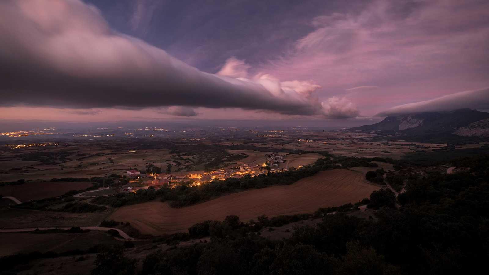 Intervalos de viento fuerte en Galicia, área cantábrica y noreste de Castilla y León - Ver ahora