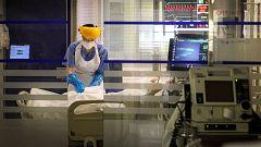 """Simón señala que los niveles de contagios por coronavirus en España llevan varias semanas con una """"tendencia descendente clara"""""""