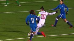 Fútbol - Clasificación Eurocopa femenina 2022. 8ª jornada: Azerbaián - España