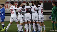 España sella su pase a la Euro2022 tras golear a Azerbaiyán (0-13)