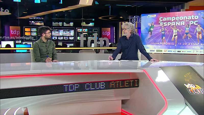 TDP Club - Atletismo: Previa Campeonato de España Pista cubierta - ver ahora