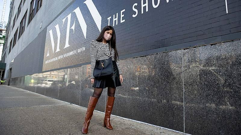 Desfiles virtuales para reinventar la Fashion Week de Nueva York