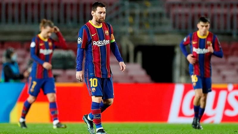 La debacle de Champions protagoniza el debate electoral del Barça