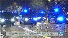 Cafè d'idees - Tercera nit d'aldarulls a Barcelona amb almenys 8 detinguts
