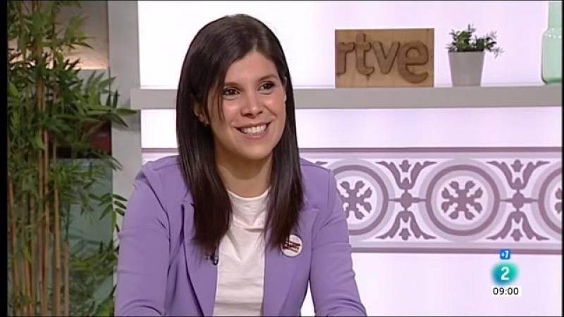 """Marta Vilalta: """"Junts acceptarà la via de negociació amb l'Estat"""""""