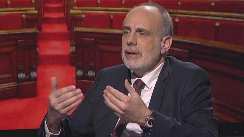 Lluís Falgàs entrevista Joan Ridao, lletrat major del Parlament