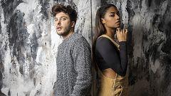 Destino Eurovisión: Nia Correia nos desvela algunos secretos de la gala