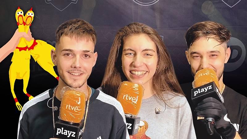 """Los freestylers de FMS España se retan en """"No te pongas gallito"""""""