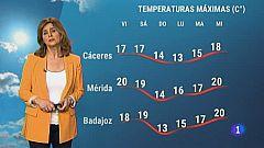 El Tiempo en Extremadura - 19/02/2021