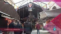 La Metro - El repte de la Boqueria, Sensors ambientals i Barnasants, cançó d'autor