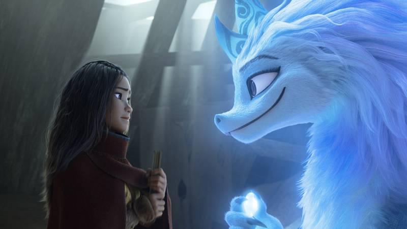 'Raya y el último dragón' es la nueva apuesta de Disney