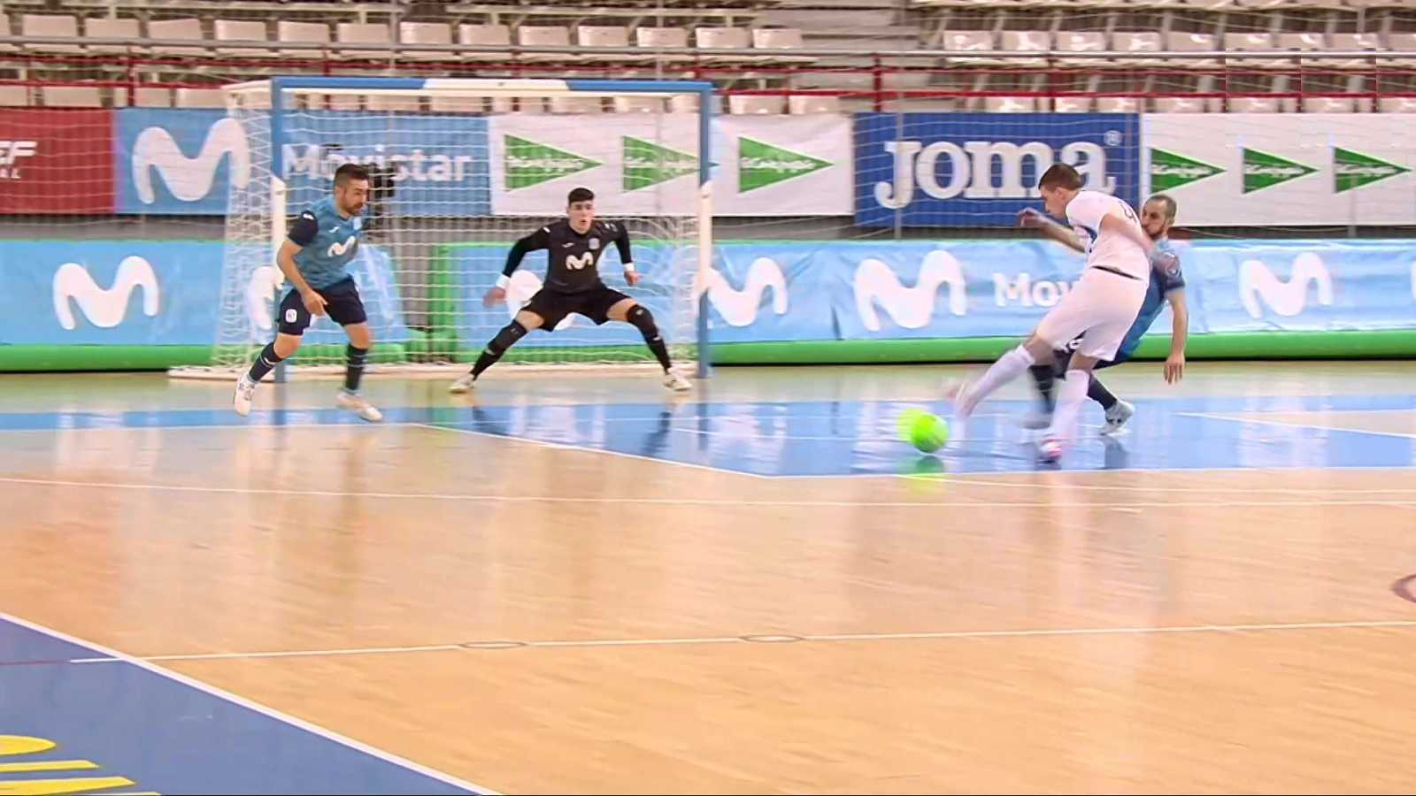 Fútbol Sala - Champions League 1/8 Final: Movistar Inter FS - MFC Kherson - ver ahora