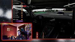 Automovilismo virtual - Campeonato de España Gran turismo - GP Interlagos