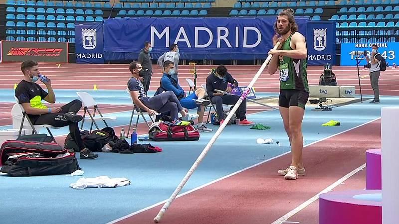 Atletismo - Campeonato de España Pista cubierta (1) - ver ahora