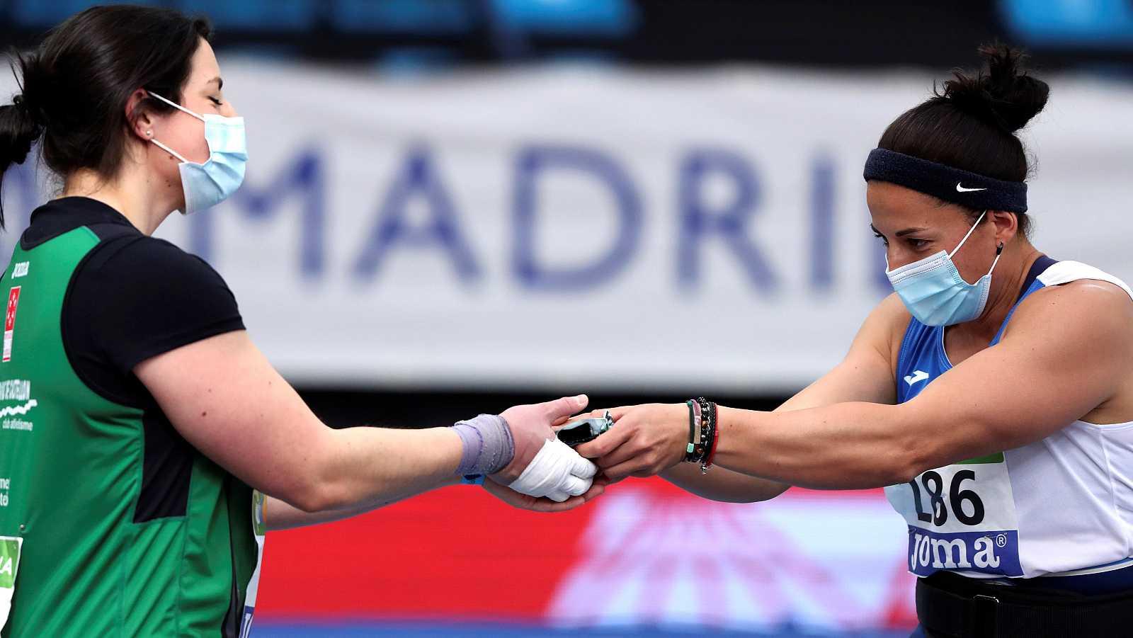 Belén Toimil destrona a Úrsula Ruiz en peso después de once años