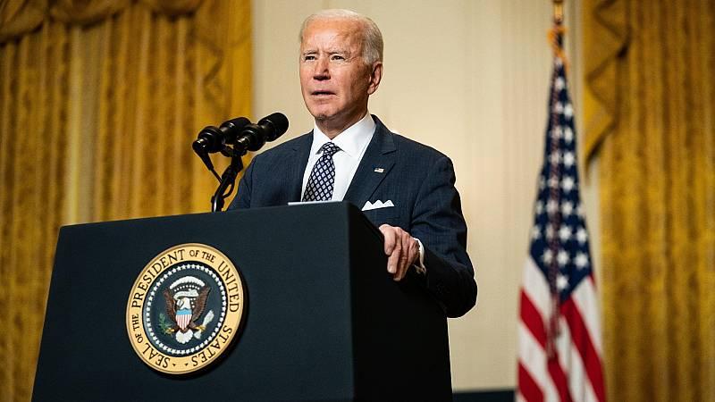 Joe Biden cumple un mes en la Casa Blanca