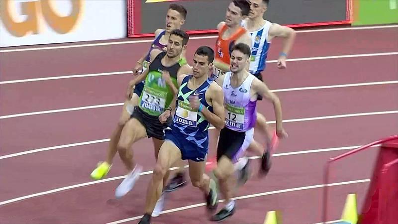 Atletismo - Campeonato de España Pista cubierta (3) - ver ahora