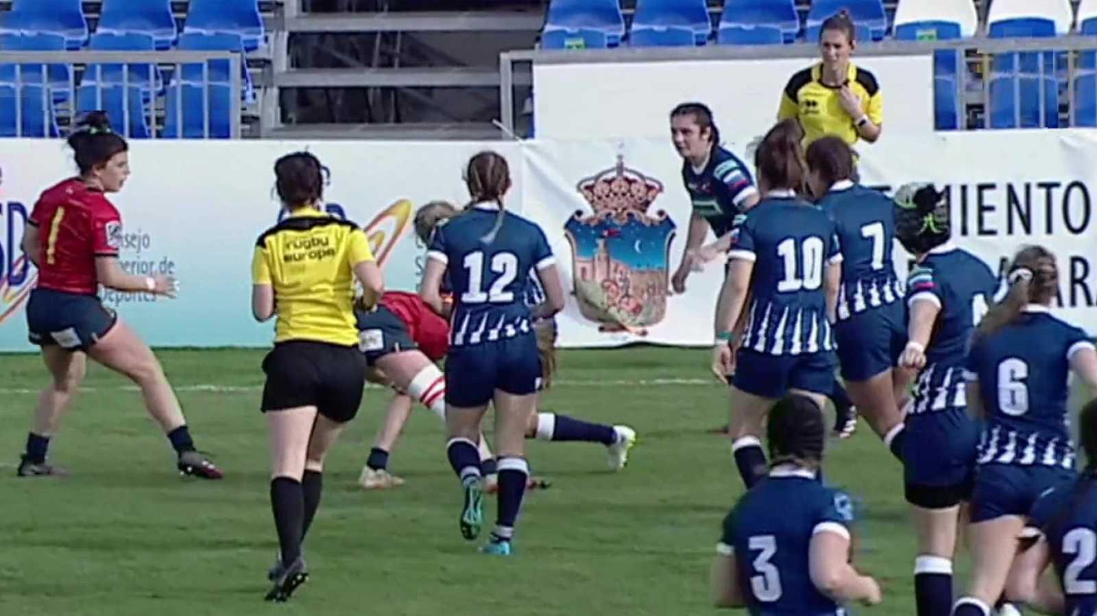 Rugby - Campeonato de Europa Femenino: España - Rusia - ver ahora