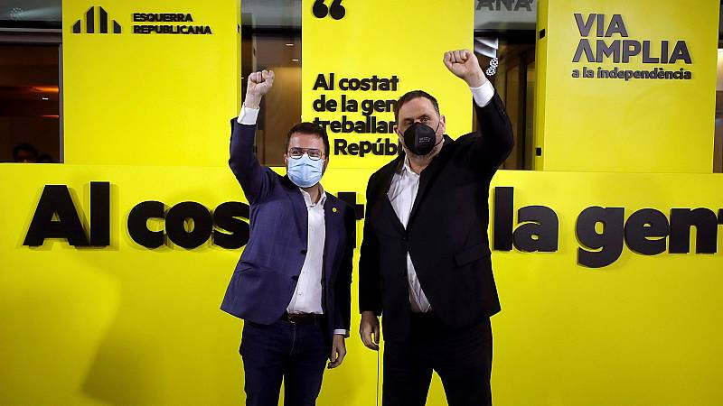 Informe Semanal - Cataluña, partida abierta - ver ahora
