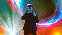 """Eurovisión 2021 - Blas Cantó canta """"Memoria"""" en 'Destino Eurovisión'"""