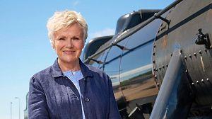 Los ferrocarriles costeros con Julie Walters: Devon