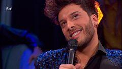 Eurovisión 2021 - Blas Cantó se emociona al recordar a su abuela
