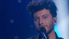 """Eurovisión- El emotivo mensaje de Blas Cantó a los sanitarios: """"Gracias por intentarlo"""""""