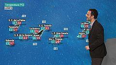 El tiempo en Canarias - 21/02/2021