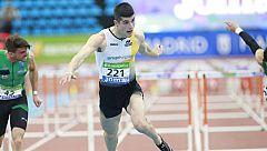 Vicente Docavo se mete en la final de los 60m vallas