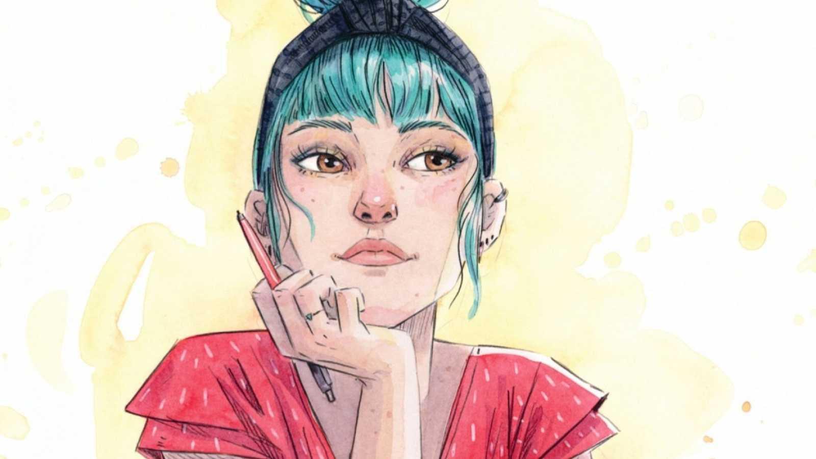 'Voces que cuentan', un cómic imprescindible de y sobre mujeres que buscan cambiar la sociedad