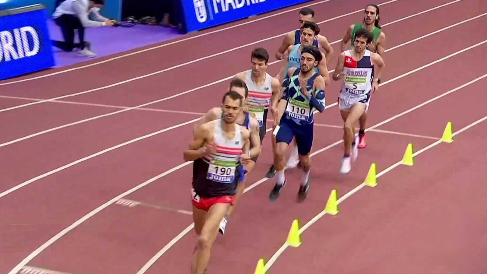 Atletismo - Campeonato de España Pista cubierta (2) - ver ahora