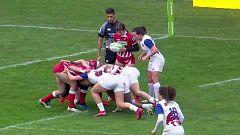 Rugby - Torneo internacional Sevens (femenino): Rusia - Francia