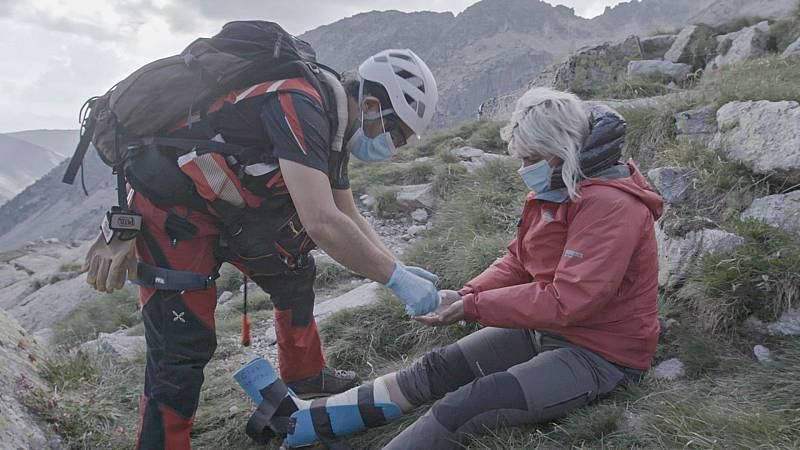Rescate - Episodio 7: Rescate en pandemia - ver ahora