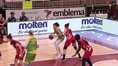 Baloncesto - Liga femenina Endesa. 26ª jornada: Embutidos Pajariel Bembibre - Alter Enersun Al-Qazeres