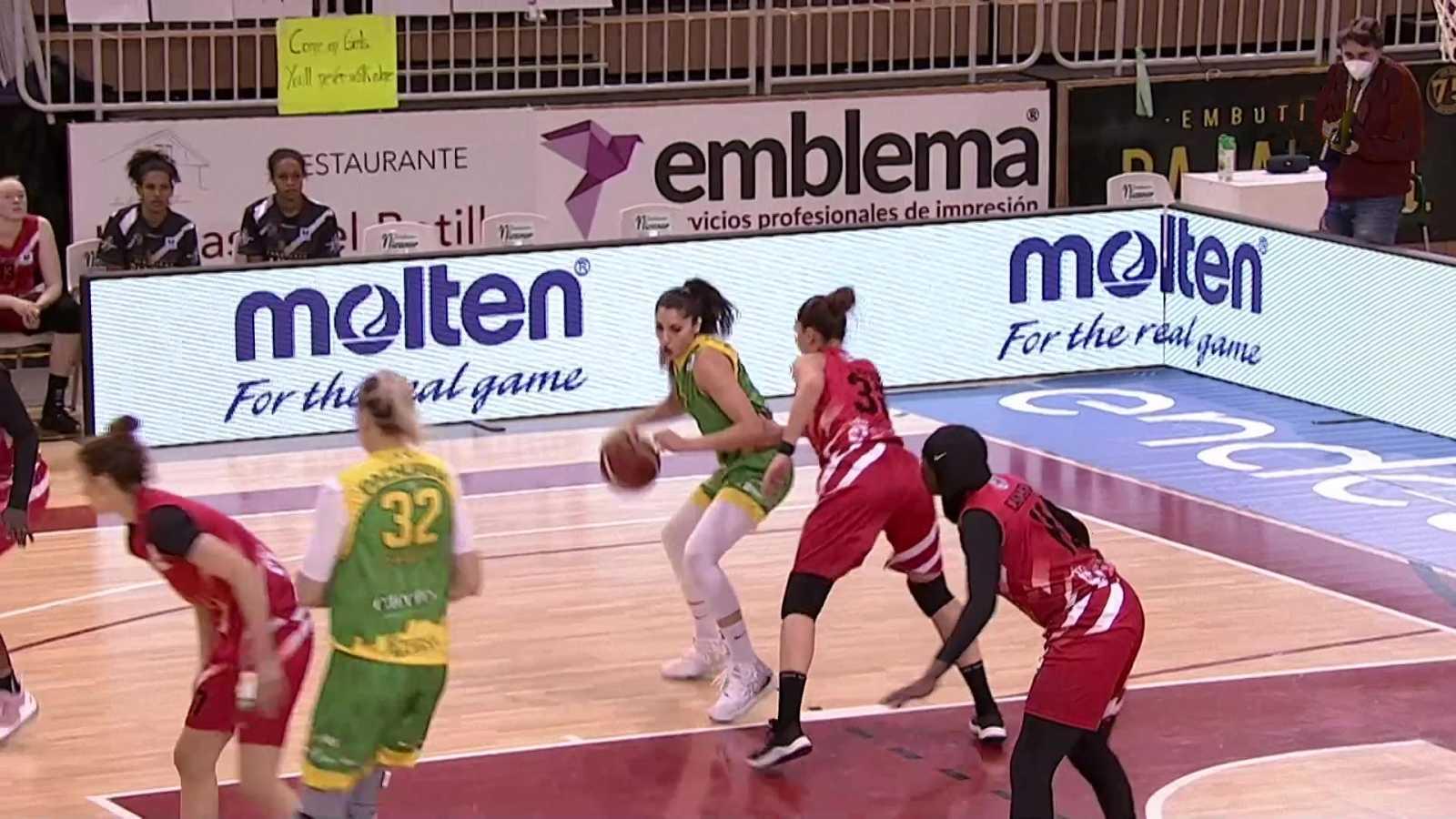 Baloncesto - Liga femenina Endesa. 26ª jornada: Embutidos Pajariel Bembibre - Alter Enersun Al-Qazeres - ver ahora