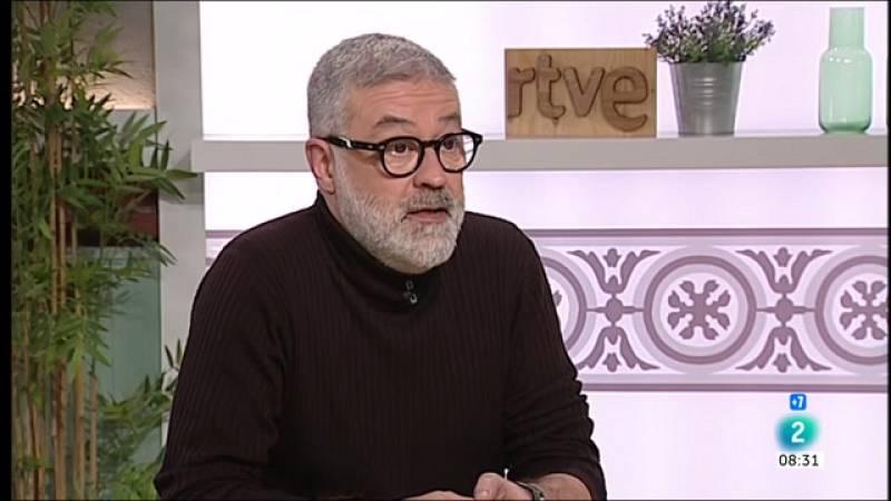 "Carles Riera: ""Estem molt lluny de plantejar-nos entrar al Govern"""