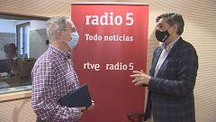 Eduardo García cree que la pandemia acabará con los viajes masificados