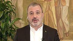 """Collboni critica la falta de un """"apoyo explícito"""" a los Mossos: """"Las incomparecencias de los miembros del Govern han clamado al cielo"""""""