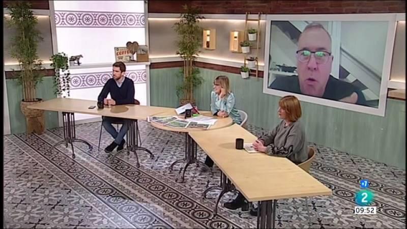 Carles Riera, actuacions policials als aldarulls i desfetes del Barça