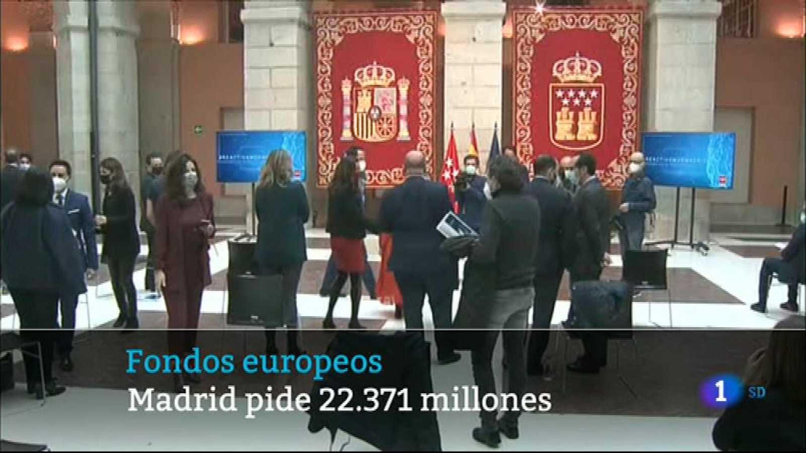 Informativo de Madrid 2 ¿ 2021/02/17- Ver ahora