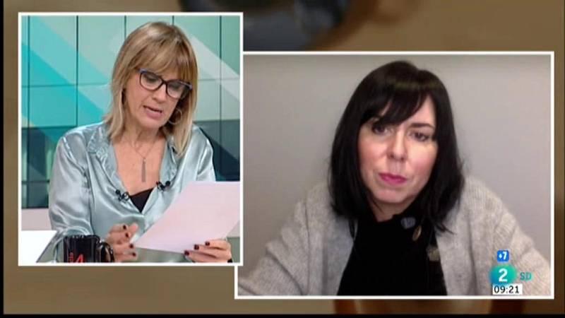 """Imma Viudes (SAP-FEPOL): """"Que els polítics facin política i ens deixin fora d'aquest debat"""""""
