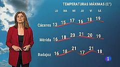 El tiempo en Extremadura - 22/02/2021