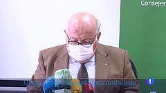 Avanza la vacunación en Andalucía