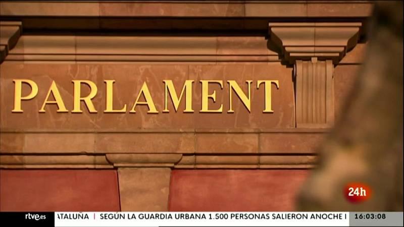 Parlamento - El foco parlamentario - Posibles pactos en Cataluña - 20/02/2021