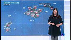 El temps a les Illes Balears - 22/02/21