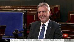 Parlamento - La entrevista - Ángel Víctor Torres, presidente de Canarias - 20/02/2021
