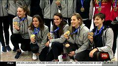 Parlamento - El reportaje - Deporte femenino de élite - 20/02/2021