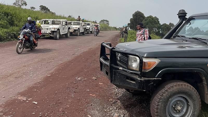 Muere el embajador italiano en la República Democrática del Congo en un ataque a un convoy de la ONU